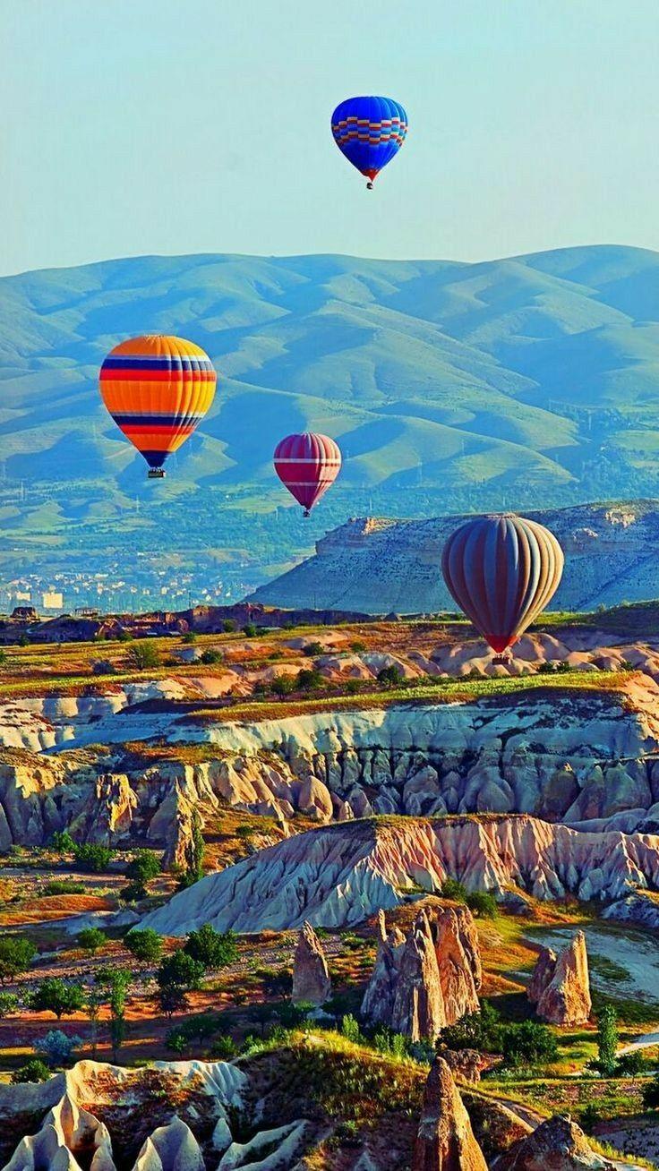 Hot Air Balloons Air balloon festival, Air balloon rides