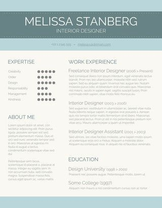 Modern Day Resume 100 Free Resume Templates For Word Downloadable  Modern