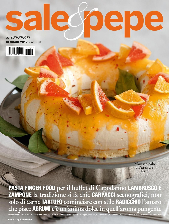 Sale e pepe gennaio 2017 mar | ITALIAN FOOD MAGAZINES | Ricette ...