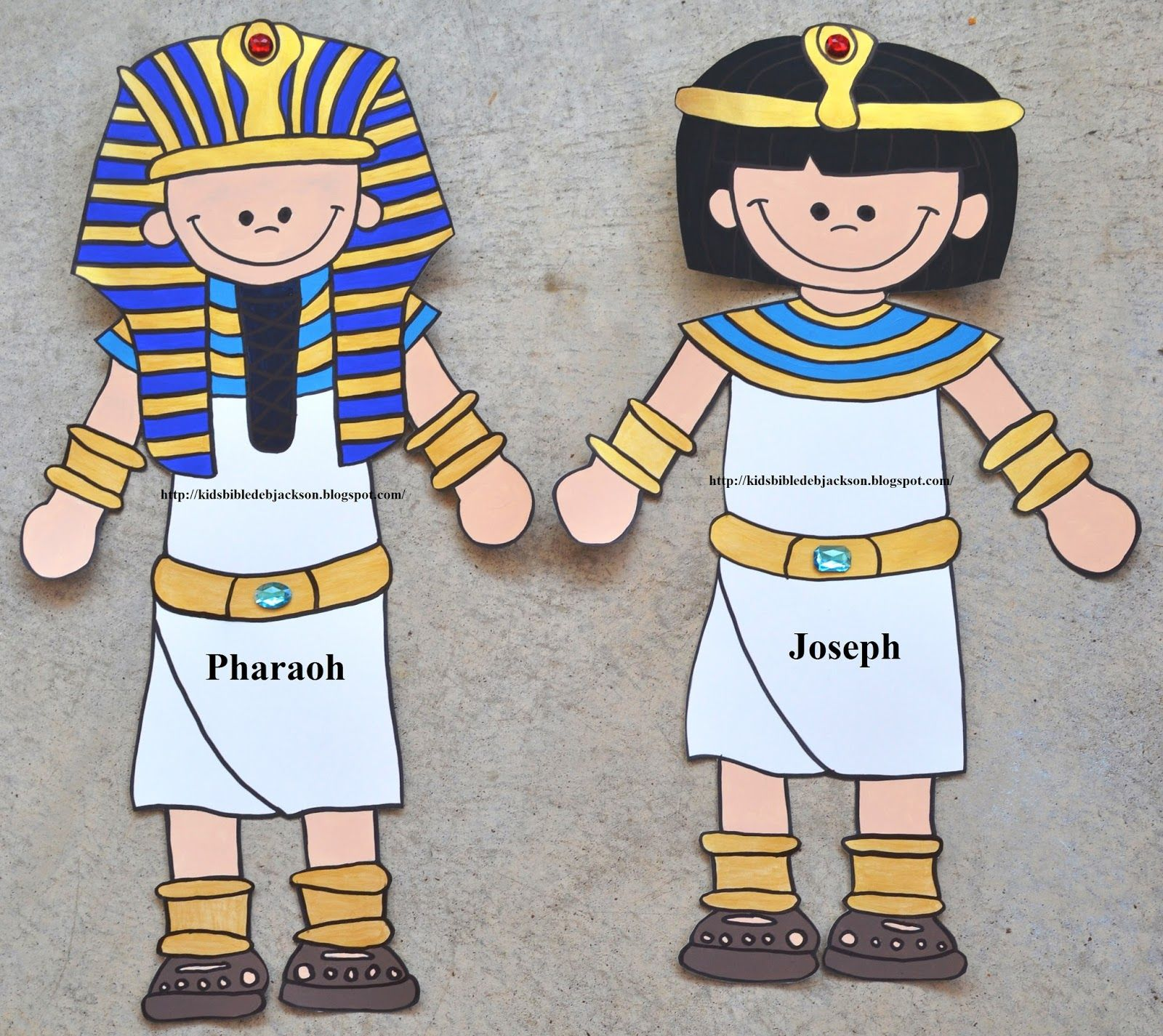 Bible Fun For Kids: TLC VBS: Day 3 Joseph\'s Hardships | frane ...