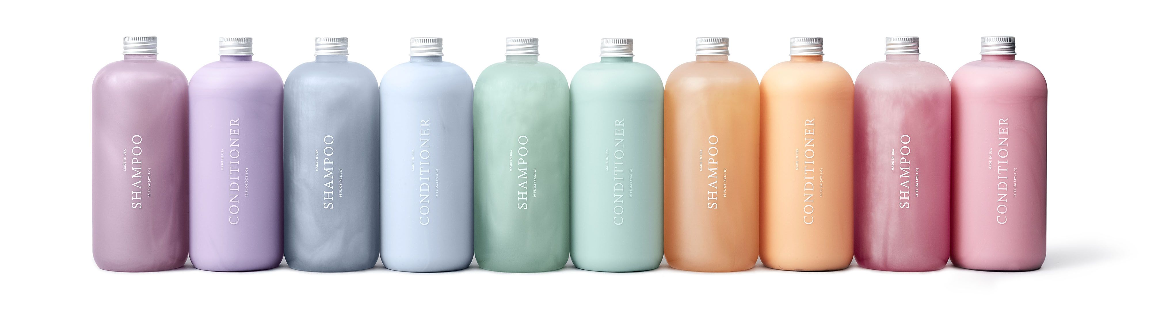 Personalized Shampoo and Conditioner Function of Beauty
