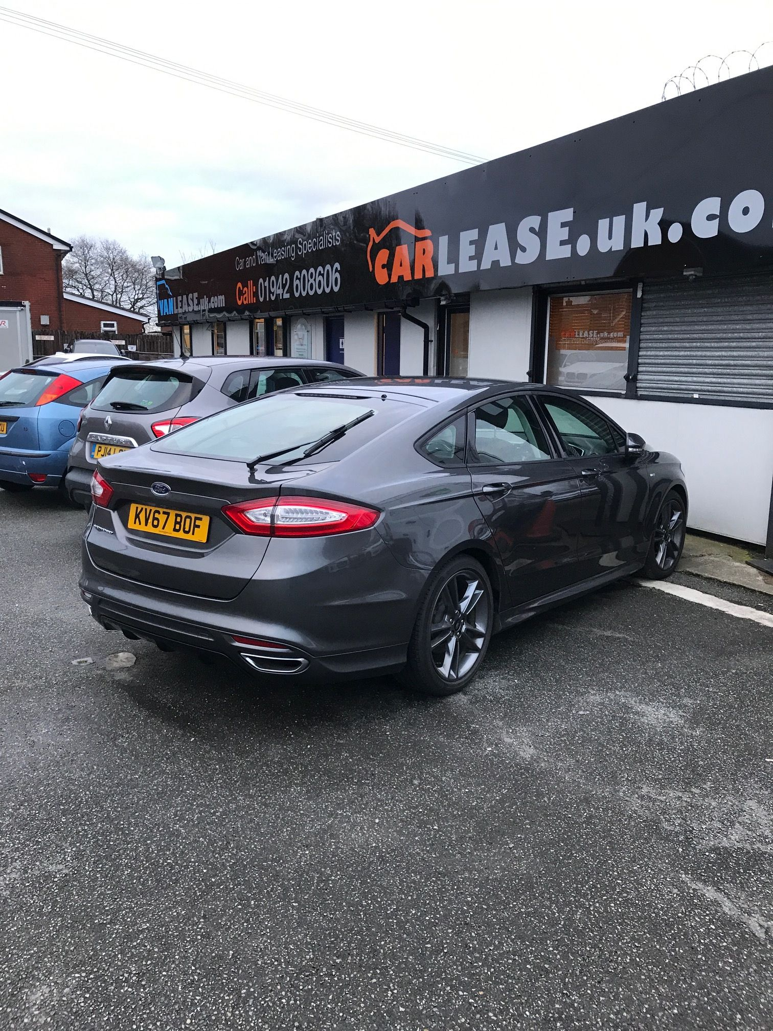 The Ford Mondeo Diesel Hatchback 2 0 Tdci 180 St Line 5dr Powershift Carleasing Cars Ford Car Lease Ford Mondeo Car Deals