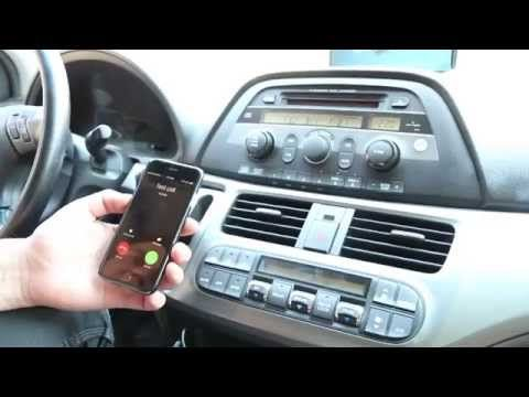 Bluetooth And Iphone Ipod Aux Kits For Honda Odyssey 2005 2010 Gta Car Kits Honda Odyssey Gta Cars Kit Cars