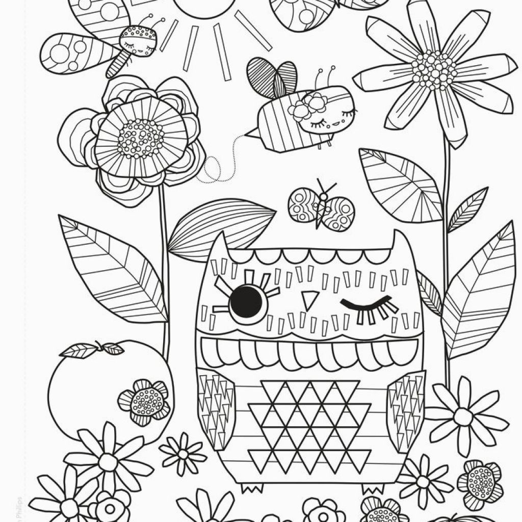 Pin On Spring Coloring Pictures