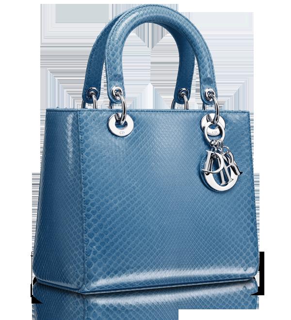 Dior - Lady Dior Python Bag  ab31b42c096ca