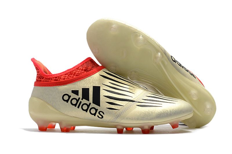 the best attitude 585f7 451c5 ... new arrivel adidas soccer cleats adidas x 16+ purechaos champagne pack  now take