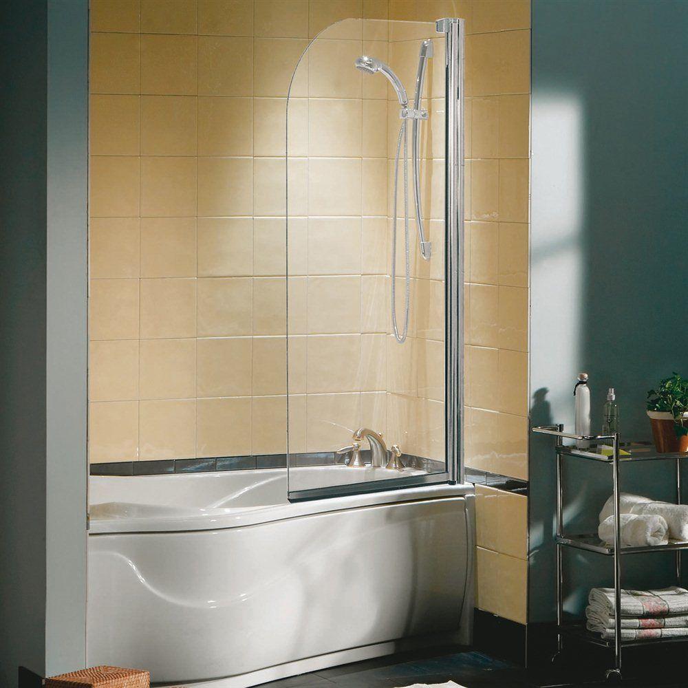 MAAX 135630-900-084-000 MAAX Deluxe Frameless single panel Tub ...