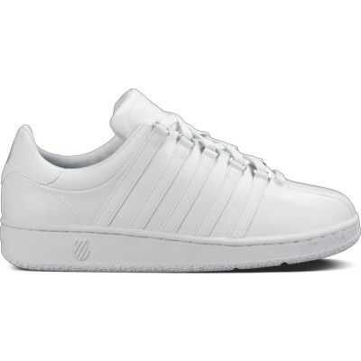 Check out my recent purchase at kswiss.com: CLASSIC VN - Born and bred on the tennis courts, the Classic sneaker features iconic K-Swiss Five Stripes. A lace-up closure and sleek construction means this classic pair is an ideal addition to your shoe wardrobe for wear-everywhere style.