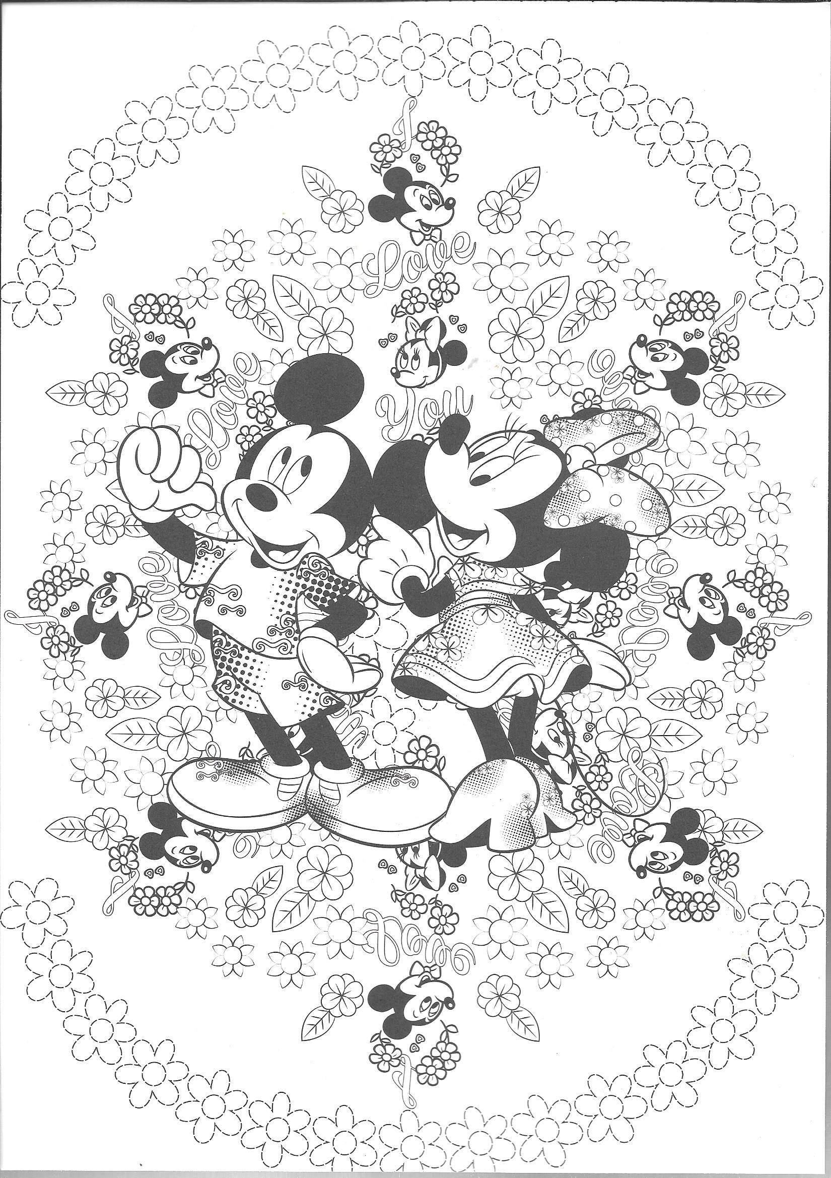 Pin By Mari Servin On Art Therapie Disney Coloring Pages Mickey Mouse Coloring Pages Coloring Pages [ 2338 x 1650 Pixel ]