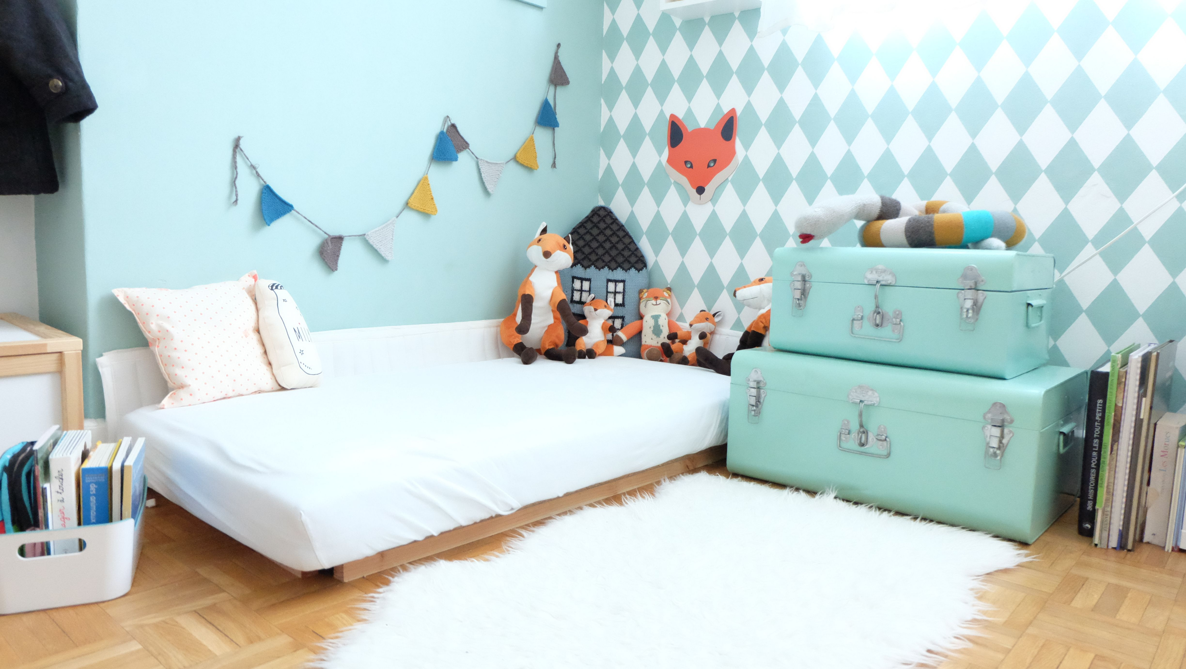 The Montessori Bed What A Gorgeous Room Still Calm And Cosy