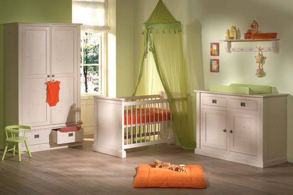 Orange Green Nursery