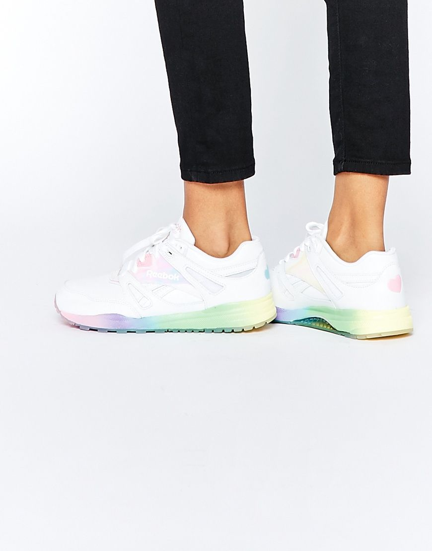 I know trainers aren't my thing but these are Reebok