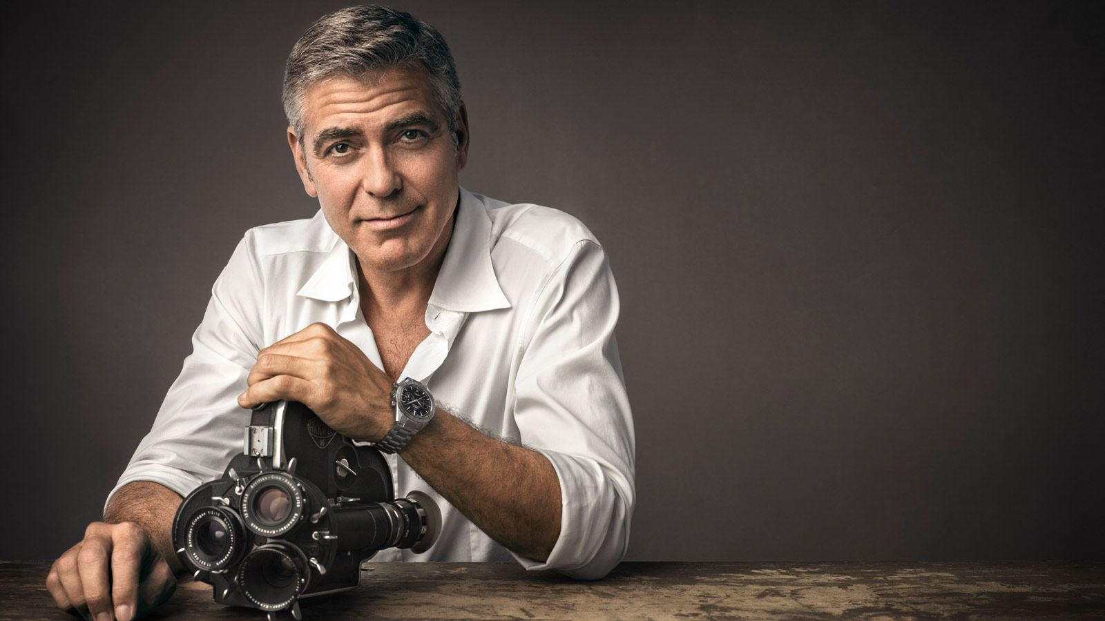 Pub Wallpaper 57 Images: George Clooney - Omega Watches