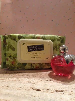 Review Herb Day Cleansing Tissue