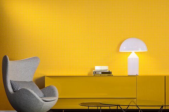 le corbusier dots wallpapers by arte jane clayton papier peint pinterest papier peint et. Black Bedroom Furniture Sets. Home Design Ideas