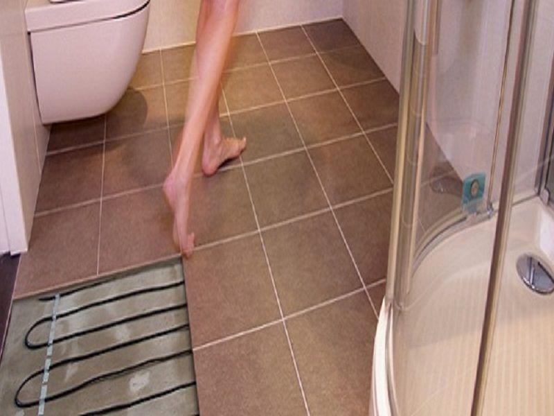 In Floor Heating For Ceramic Tile Http Lanewstalk Com The