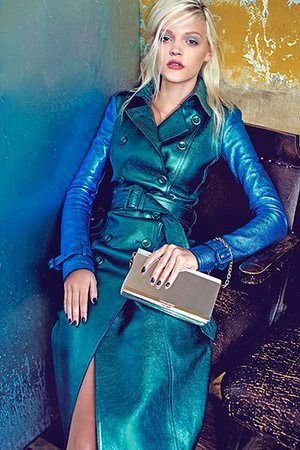metallic fashion: metallic fashion