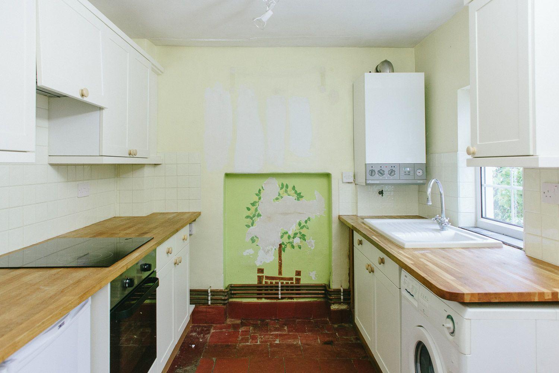 A Galley Kitchen Renovation | Galley kitchens, Interior design ...