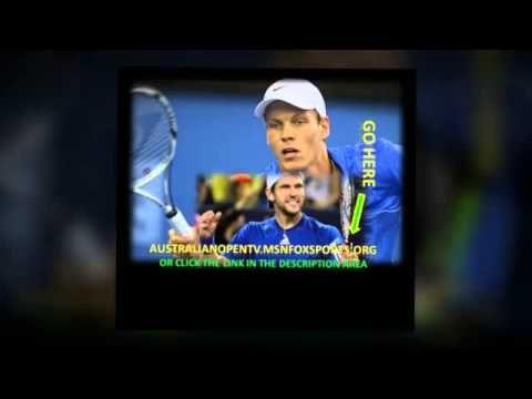 Watch Australian Open Tennis Live Online Free Watch Tomas Berdych