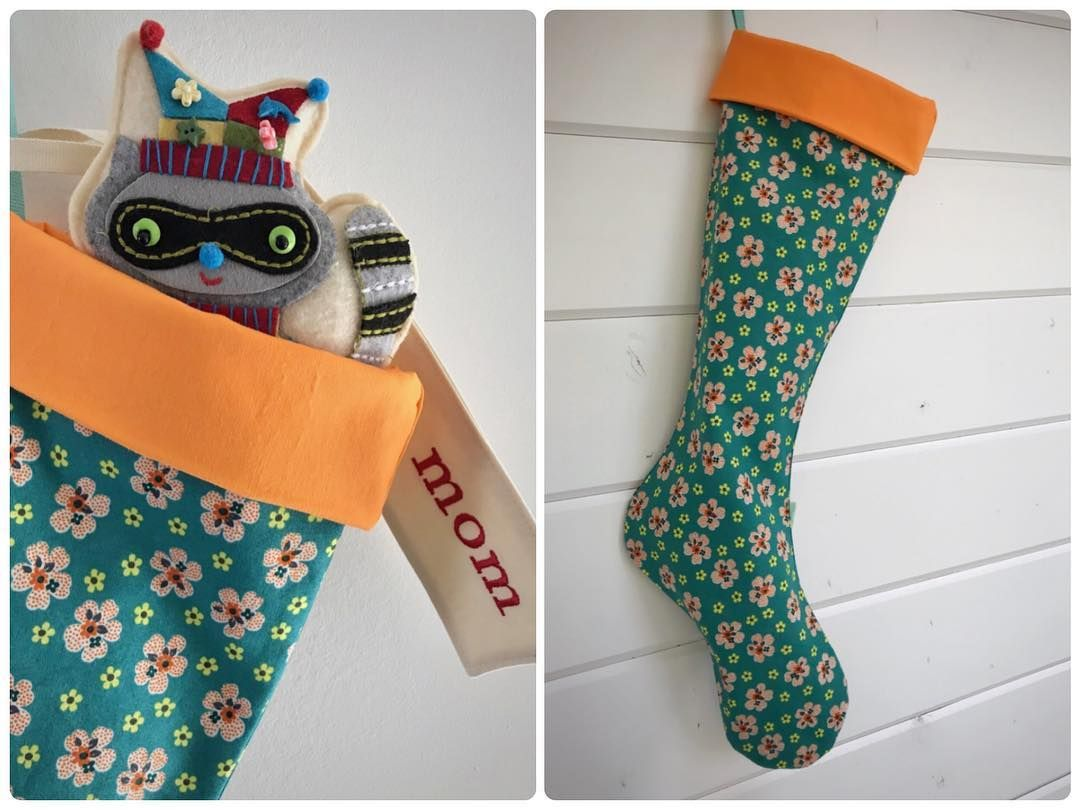 Nice alternative to the typical stocking shape # ...