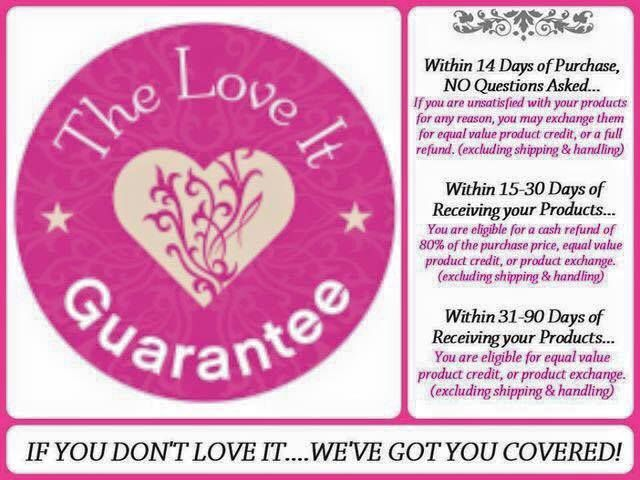 The Love it Guarantee Younique Returns \/ Exchange Policy www - refund policy