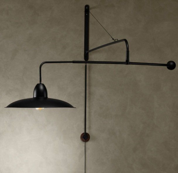 Architect's Boom Sconce