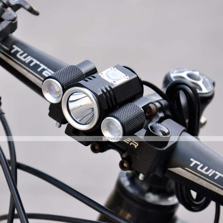 Mountain Bike Front 5 Lumière DEL