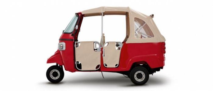 piaggio ape calessino 200, este nuevo vehículo destinado a hoteles