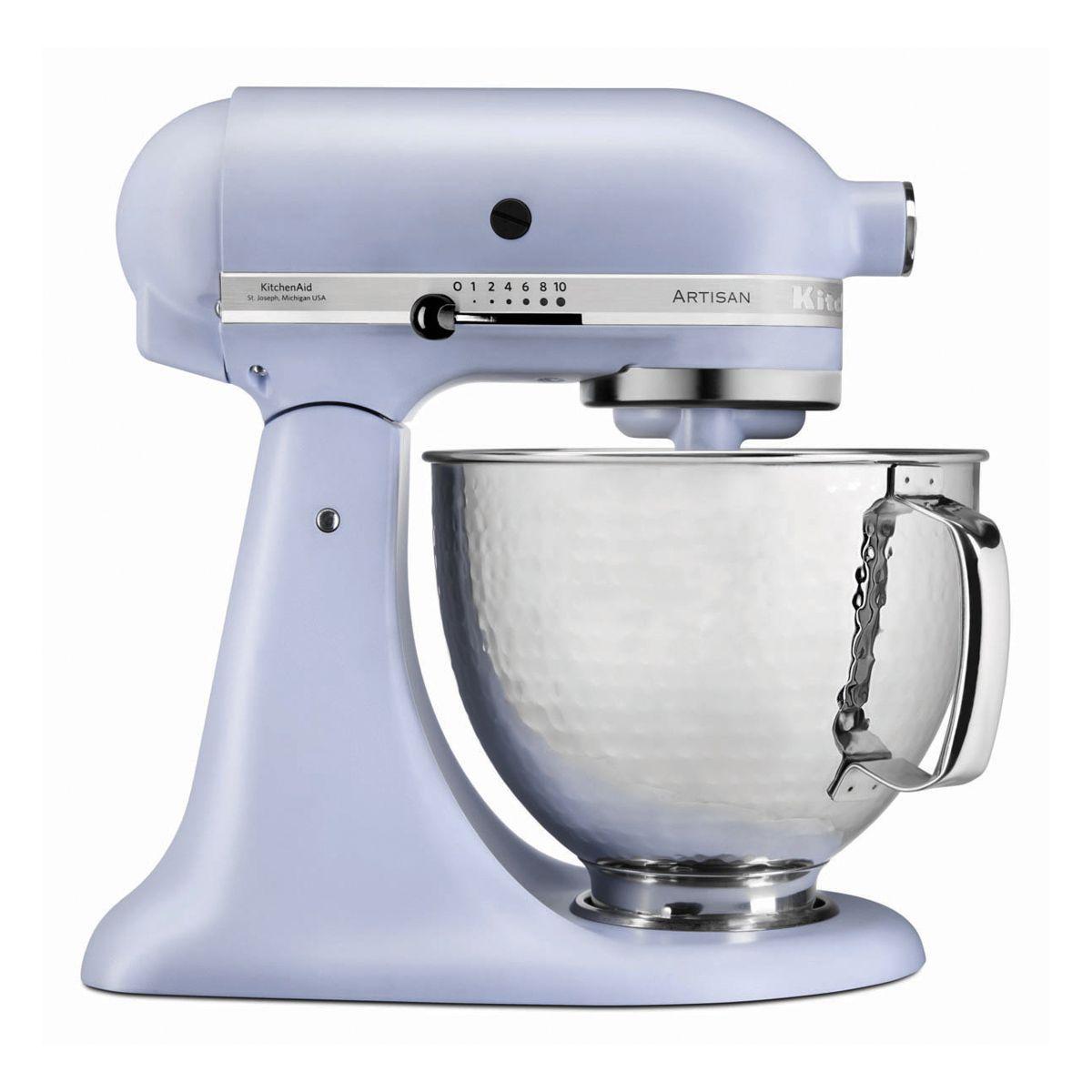 Kitchenaid Artisan 4 8l Stand Mixer Limited Edition Matte Lavender Jarrold Norwich In 2020 Kitchenaid Artisan Stand Mixer Artisan Mixer Kitchenaid Artisan