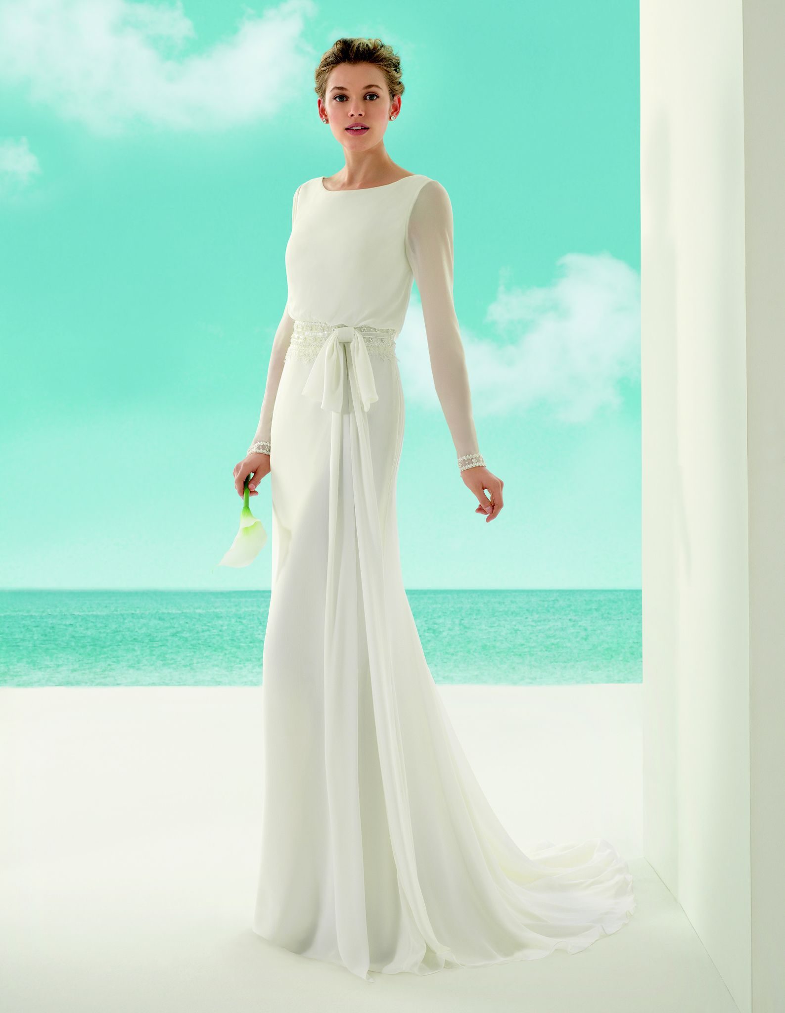 Total sophistication from the New Rosa Clara Soft Collection. Can\'t ...