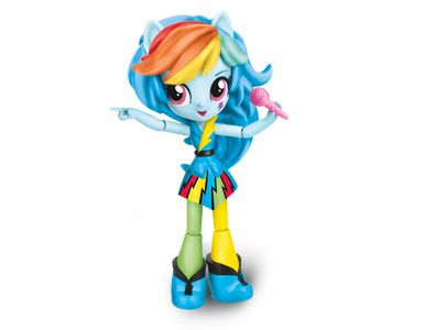 First Images Of Rainbow Rocks Equestria Girls Minis With Images