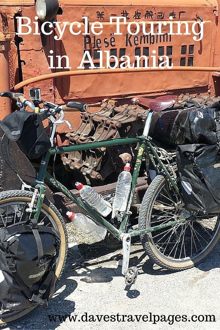 Bicycle Touring In Albania Bicycle Touring Albania Travel