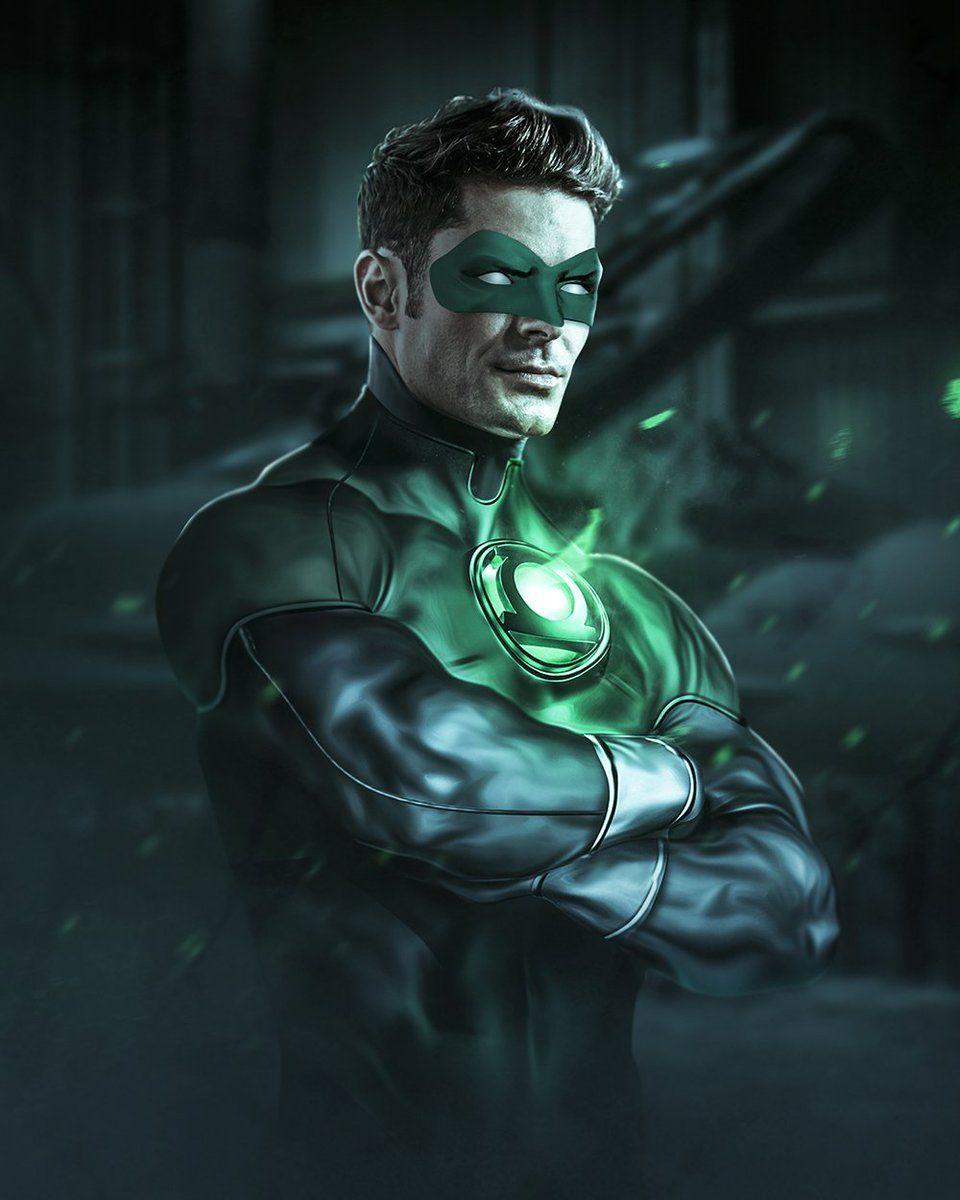 Twitter Personajes De Dc Comics Superhéroes Marvel Green Lantern Corps