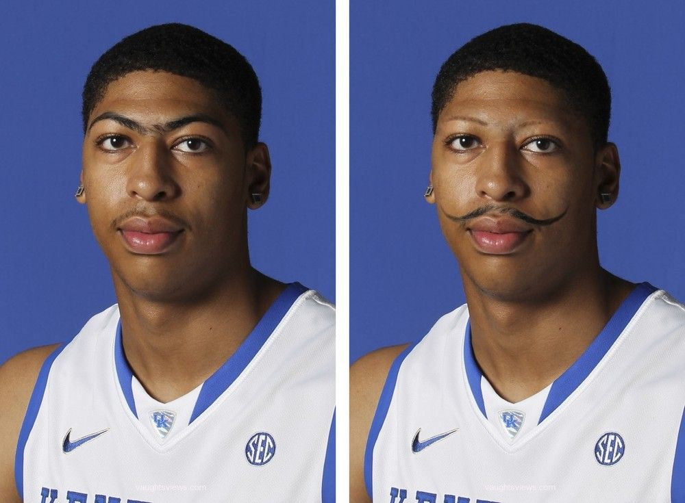 Anthony Davis Evil Twin Anthony Davis Nba Funny Funny Pix