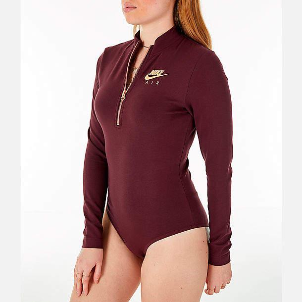 faa5d6c731 Nike Women's Long-Sleeve Bodysuit | Products | Long sleeve bodysuit ...