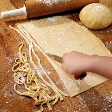 Photo of Basic Recipe Pasta Dough Recipe | WW Germany