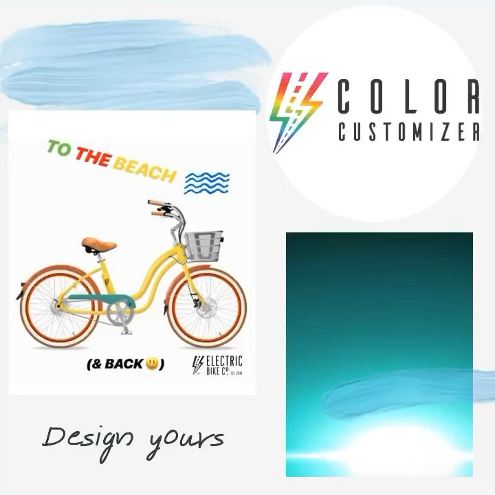 Your choice of colors - trim - saddle - rims - baskets etc and we build and ship FULLY assembled to your door #herbyonline #modern_house #repurposedvintage #recherche #youbelong #myworkspace #uutta #scopa #lightingart #workingspace #design