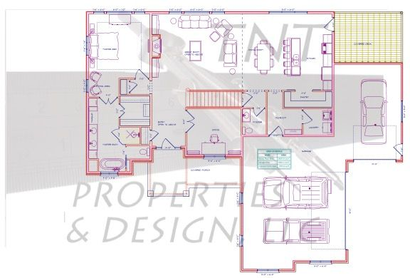 Tnt properties and design blueprint of the month main floor tnt properties and design blueprint of the month main floor february 2018 malvernweather Images