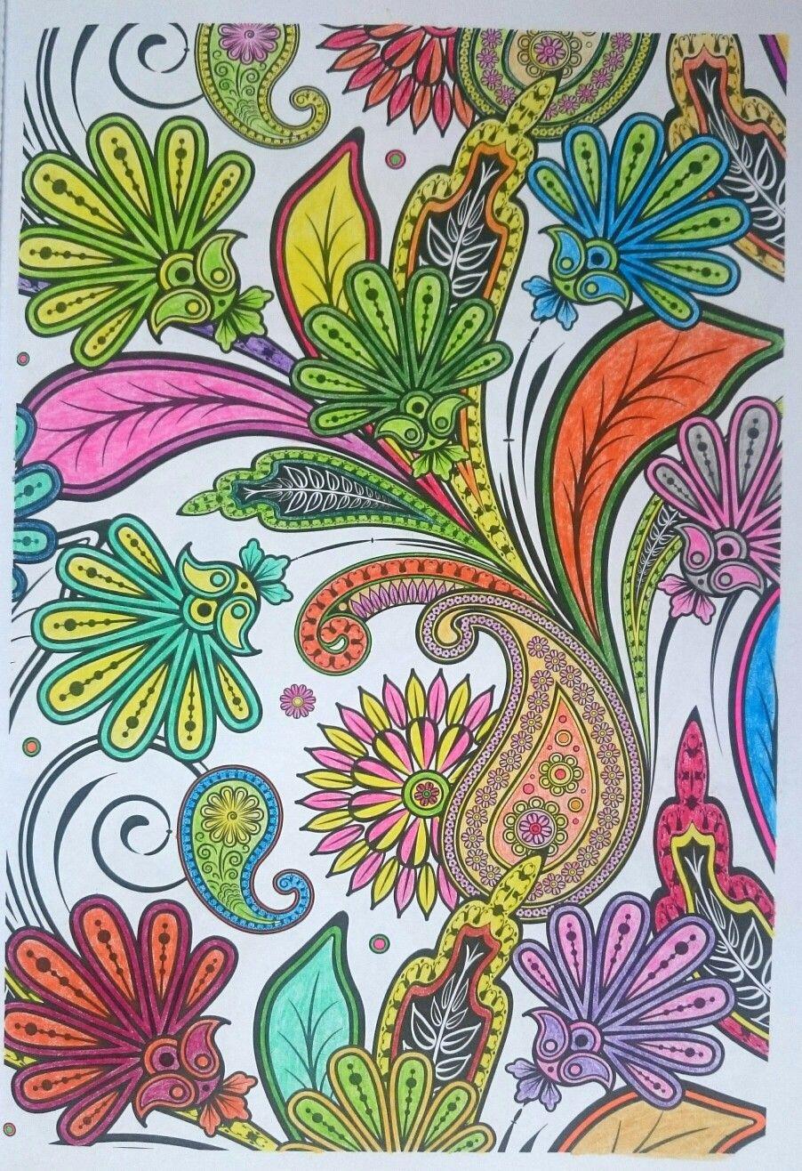 Pin de cat en adults coloring book | Pinterest