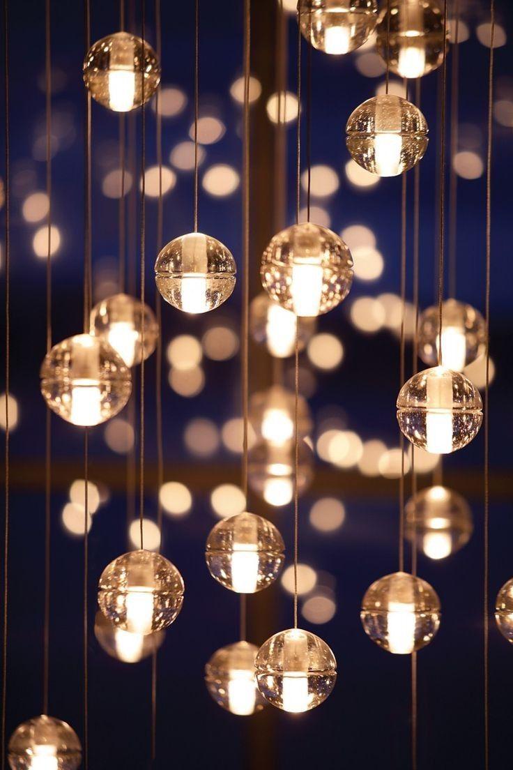 Very Cool Lamps Lighting Pinterest Illuminate Life Multi Light Pendant Lights Bubble Lights