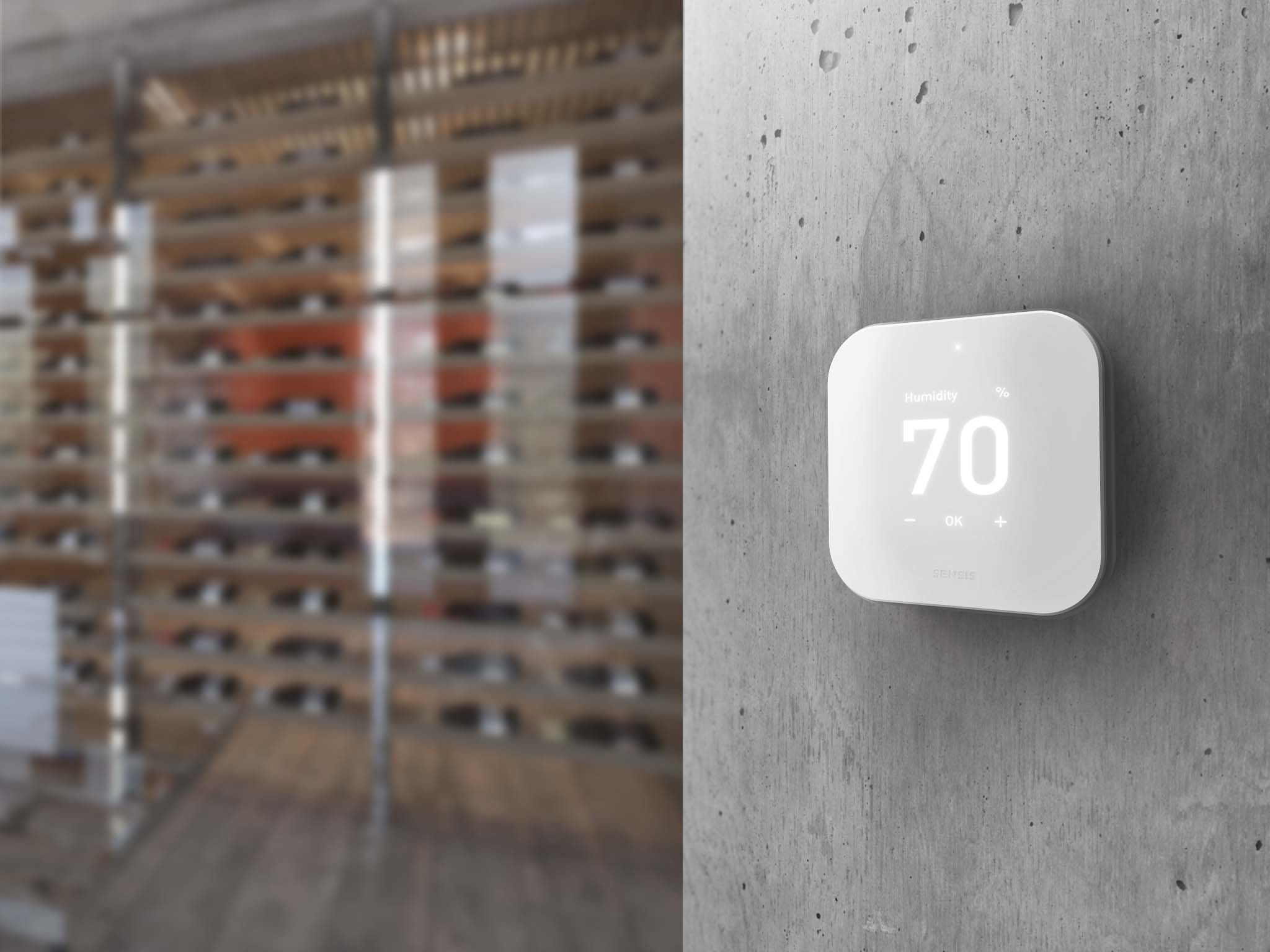 Pin By Dean Constantine On Thermostats Wine Aging Touch Panel Design Awards