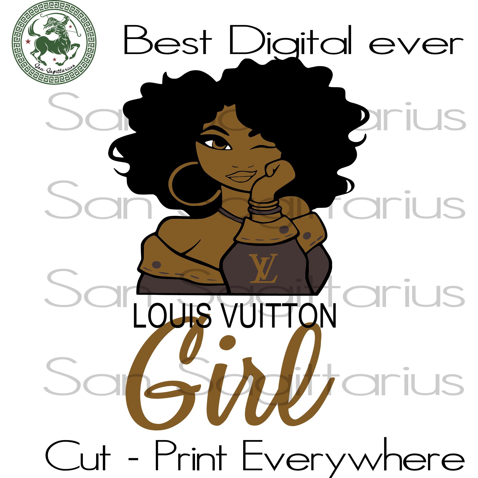 LOUIS VUITTON logo, louis vuitton pattern svg in 2020