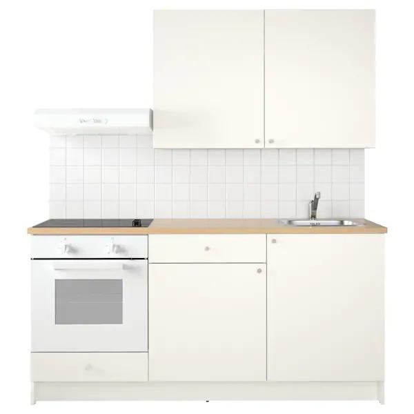 Knoxhult Keuken Wit Ikea Ikea Witte Keuken Onder Kast