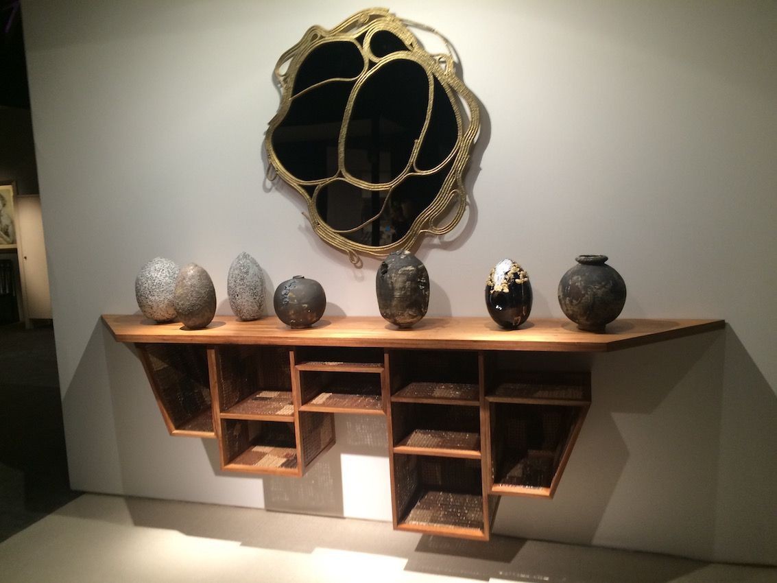 Image Result For Floating Console Table