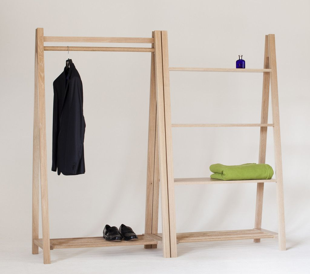 Egon Clothes Rack | Clothes rail, Low shelves and Clothes racks