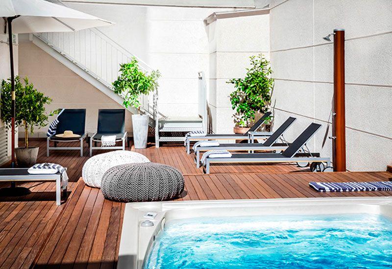 Eric Vokel Apartamentos En Madrid Piscina Planos De