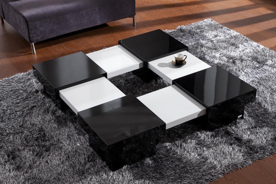 Center Table Design Photo White Coffee Table Modern Modern