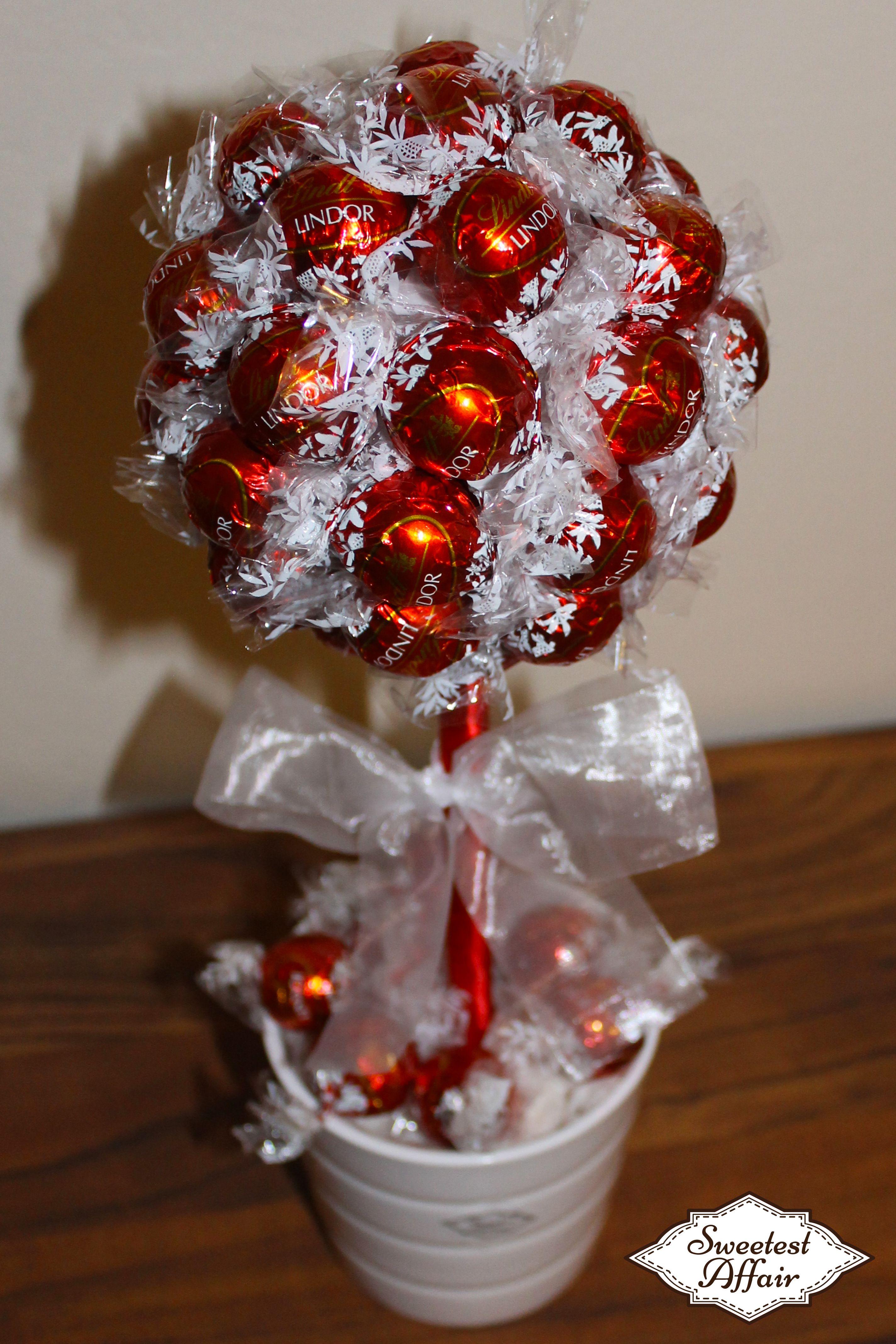 Lindt Lindor Chocolate Truffles Sweet Tree http://www.ebay.co.uk ...
