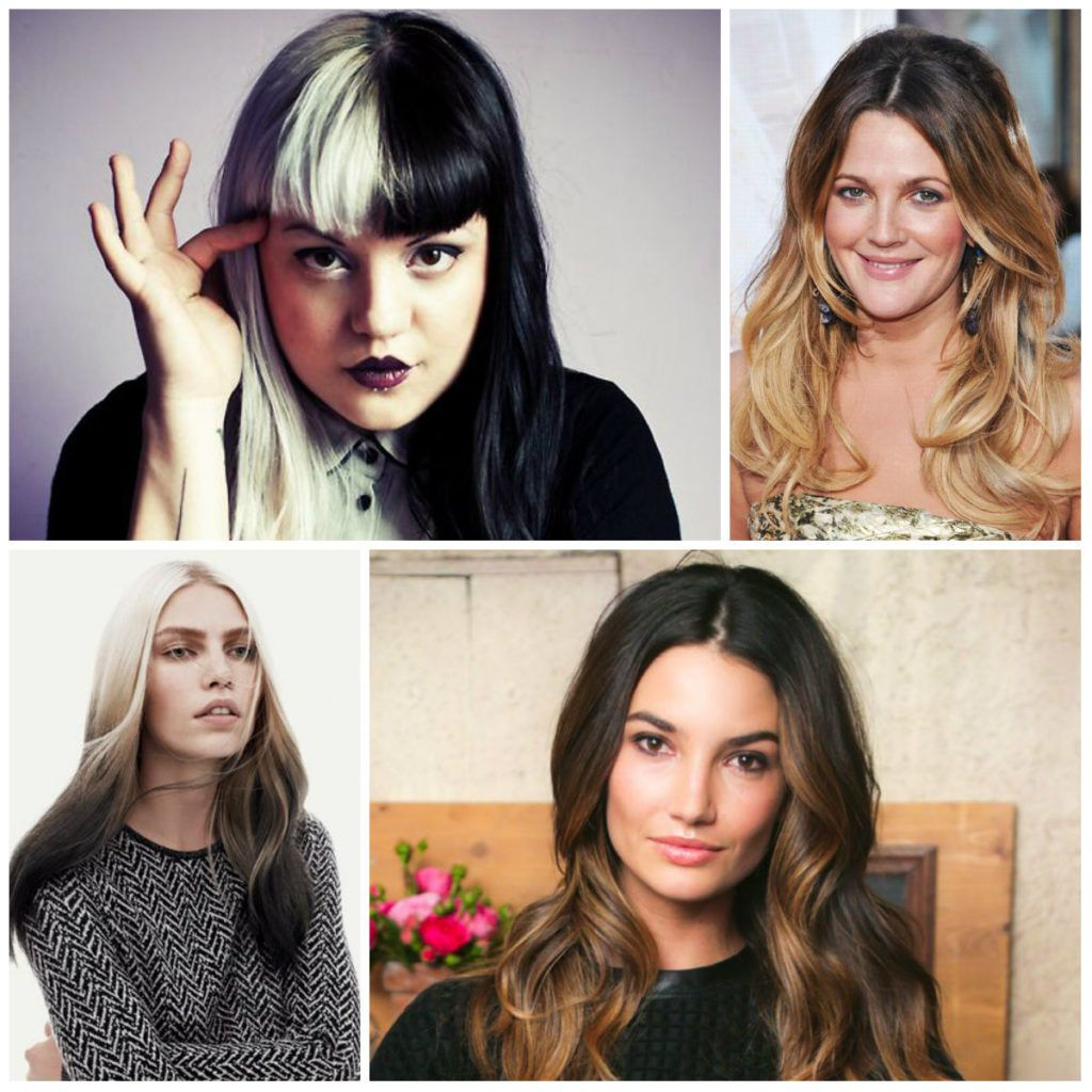 Check out these awesome twotone hair trends hairstyles