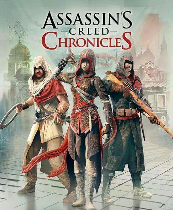 Chronicles Pronto Assasin S Creed Assassin S Creed